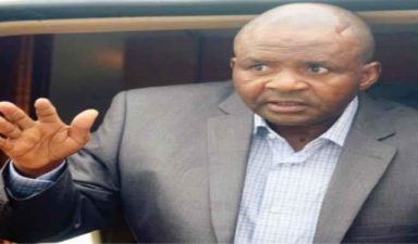 Taraba ex-gov Suntai dies at 56