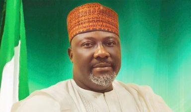 History loading in Kogi West as 50% voters endorse Dino Melaye's recall