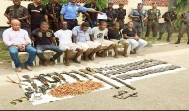 How Bayelsa-born ex-militant betrayed Nigeria's amnesty, accepted N3m by billionaire kidnapper, Evans, to supply guns