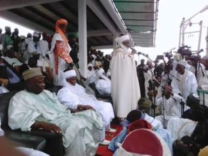 The education, entertainment and warning from celebrating Sallah with Sultan