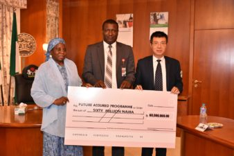 Future Assured gets N60m support from China