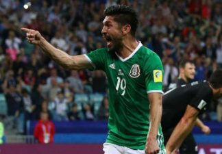 Confederation Cup: Mexico Record 2-1 Victory Over New Zealand