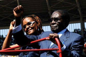 At 93, Mugabe begins nationwide election campaign