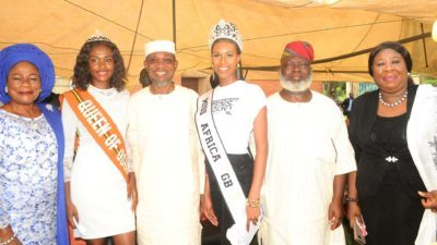 Osun has taken education system beyond Africa, says Miss Africa, Great Britain