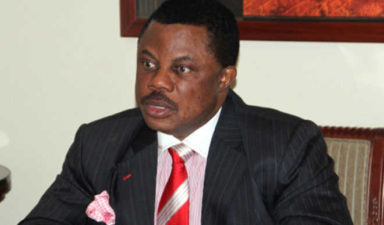 Claims of arms movement from North to Anambra false — Obiano