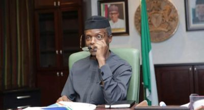 Nigeria's Acting President signs executive order on tax evasion