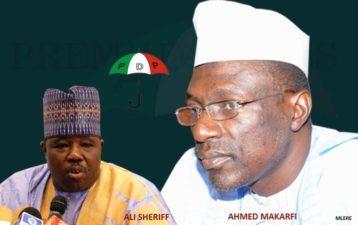 Supreme court sacks Modu-Sheriff, reinstates Makarfi as PDP chairman