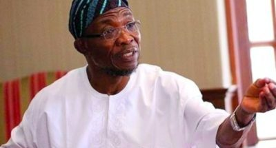 Obasanjo who gave PDP relevance in South-West has torn its card into shreds – Aregbesola