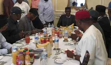 How Buhari put seekers, writers, spreaders of fake news about him to shame, Rochas Okorocha discloses