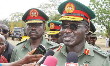Boko Haram has strong links with terror groups in Mali, Buratai tells Malian counterpart