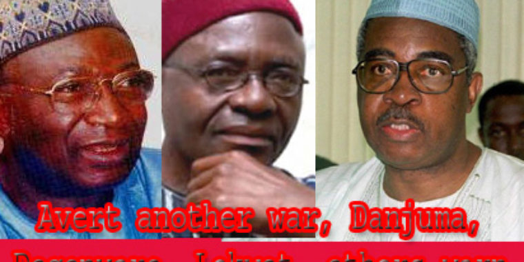 Angers in North, Muslim Ummah! As NCEF say Onnoghen's conviction is Jihad against Christians of Nigeria
