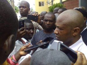 Evans lawyer loses two rights suits against EFCC