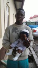 Child abductor arrested by Task Force in Lagos