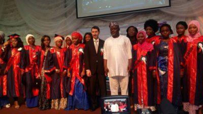 NITC Graduation 2017: Lagos Speaker, Oyo Commissioner, Principal salute parents, as school splashes best students with rewards