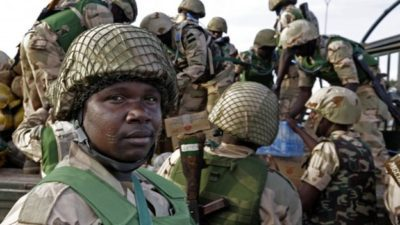 Troops neutralize 4 suicide bombers