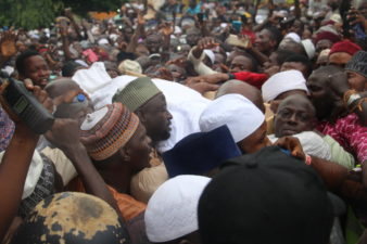MURIC, Vanguard Muslim community, Muslim Journalists, mourn as Shaykh Zughlool dies, buried in Lagos