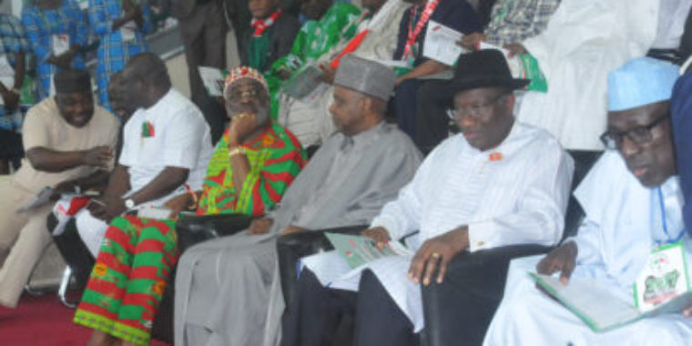 PDP's 16 years in power political earthquake in Nigeria's history, say Northern Leaders