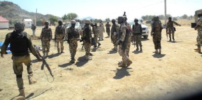 Military trains mobile strike team against Boko Haram ambushes