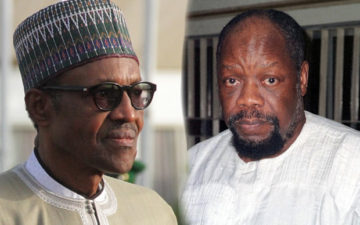Buhari provides proof to broadcast comment on his Daura meeting with Ojukwu on Nigeria's unity