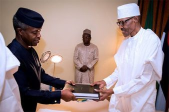 Buhari receives report on SGF, NIA DG probe