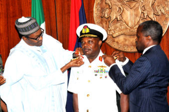 Over 2,000 intakes undergoing naval training – Naval chief