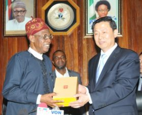 Buhari has succeeded nursing sick economy to get Nigeria out of recession – Lai Mohammed