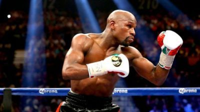 Mayweather to earn £230m after victorious fight
