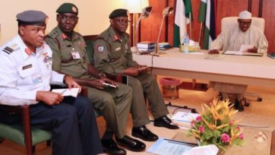 Buhari returns with full force against anti-Nigerian forces, orders military to crush IPOB, Boko Haram, others