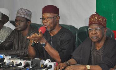 PDP behind Igbo hate song – APC Chair, Odigie-Oyegun
