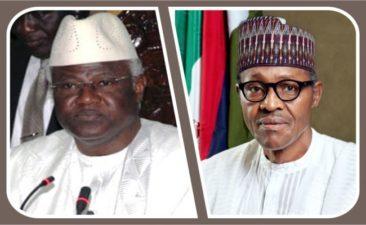 Sierra Leone Mudslide: President Buhari sympathises with President Koroma