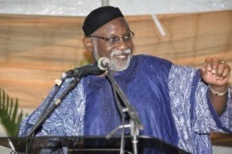 2017 Hajj: Akeredolu tells pilgrims to pray for Buhari, Nigeria
