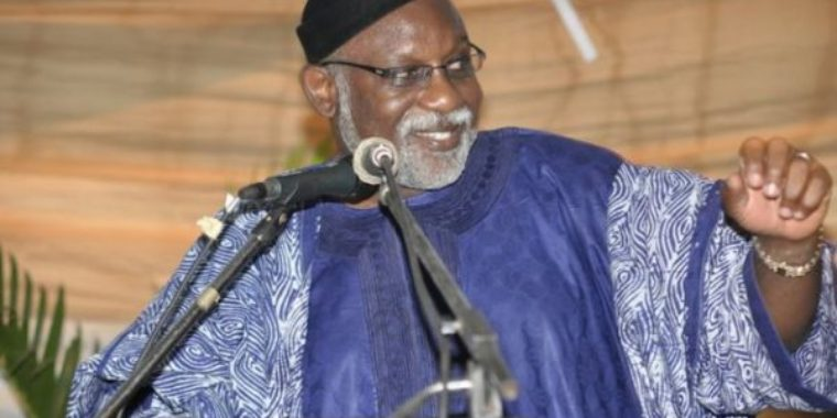 Insecurity, major global challenge – Akeredolu