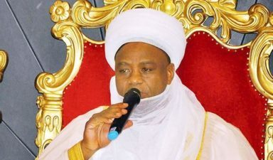 Sultan recommends drastic disciplinary action against erring security agents