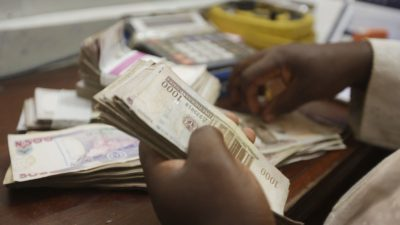 Corruption Report reveals government officials took N400b bribe in one year
