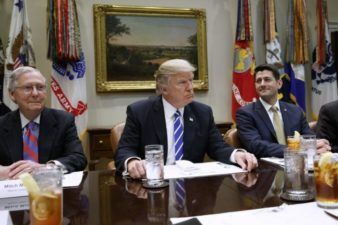 Trump is losing his battle with the Republican Party