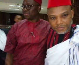 As Nnamdi Kanu's day of reckoning finally comes October 17 before Nyako's court – Media Report