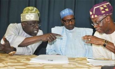 Rumbles in Tinubu's APC camp as 2019 beckons – Media Report