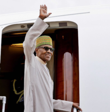 UNGA73: Nigeria's President leaves for New York to participate