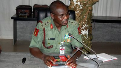 Campaign of Calumny: Army advises Boko Haram terrorists' sympathizers to stop