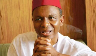 Why Igbo can't be right about marginalization claim, El-Rufai declares in London