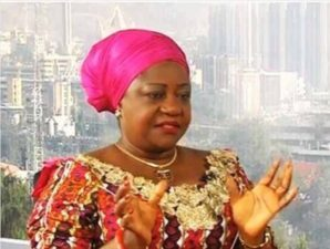 At this moment, there's no Arewa, No IPOB, No ODU'A, just Nigeria – Lauretta Onochie