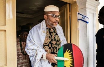 At Last! South East governors proscribe Kanu-led IPOB