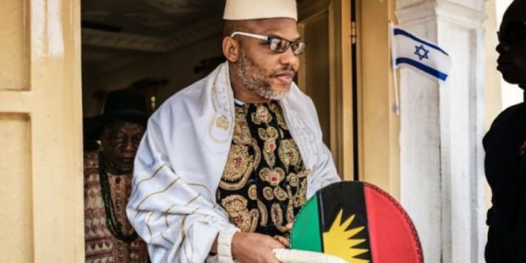 BREAKING: Nigeria's military vindicated, as Court proscribes IPOB, declares it terrorist group