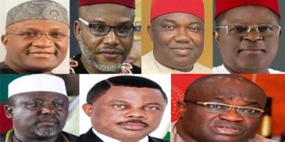 My birthday message centres on Igbo Governors and Nnamdi Kanu's excesses