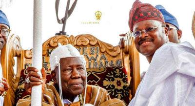 Obaship Crisis: Olubadan stays away from Sallah Praying Ground
