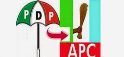 5,000 PDP members defect to APC in Delta