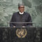 STATEMENT DELIVERED BYHIS EXCELLENCY MUHAMMADU BUHARI,PRESIDENT OF THE FEDERAL REPUBLIC OF NIGERIAATTHE GENERAL DEBATE OF THE 72ND SESSION OF UNITED NATIONS GENERAL ASSEMBLY, IN NEW YORK,ONTUESDAY, 19 SEPTEMBER 2017