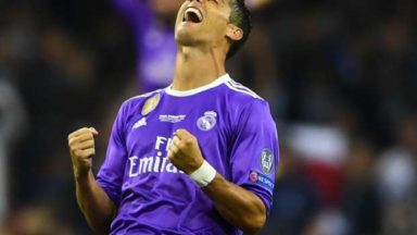 Ronaldo-less Madrid fumble to draw at home