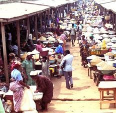 Good News: Food price crashes, 9 tubers of yam now N1,300 in Central Nigeria