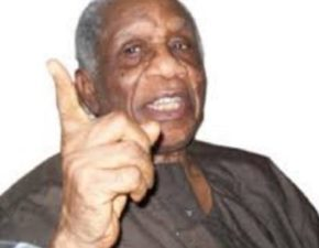 Justice Nwokedi, first Human Rights Commission Chairman, dies at 91